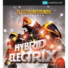 123creative.com releases HYBRID ELECTRIX - SAMPLE PACK for electronic music production • Genres: EDM, Dubstep, House, Techno, Trip Hop, Minimal, Hip Hop, Breakbeat, Dance, Electro,  Downtempo, Berlin techno, Breaks, Dirty Dutch & Freestyle. DOWNLOAD: http://www.123creative.com/electronic-music-production-audio-samples-and-loops/1156-hybrid-electrix-sample-pack.html (dubstep samples, house samples, techno samples, hip hop samples, trip hop samples)