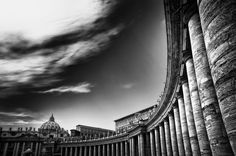 Vatican: The dome of St. Peter's: for most people, it's the most recognisable symbol of the Vatican. And in many ways, the cupola, which took the genius of Michelangelo and other Renaissance artists to design and construct over a 30-year period, represents the pinnacle of architectural achievement in Rome.  image: art & architecture