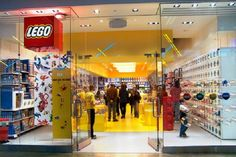 The Lego Store Best Places to Visit in New York with Children