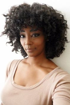 Natural Hair Look Book