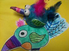 Art Room Blog: 3rd Grade Clay...