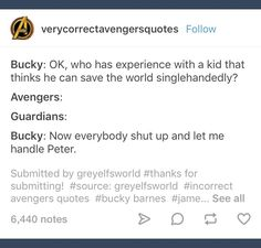 Memes Marvel Bucky Ideas For 2019 Marvel Jokes, Avengers Memes, Marvel Actors, Marvel Funny, Disney Marvel, Marvel Dc Comics, Univers Marvel, Marvel Universe, Spideypool
