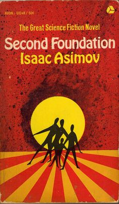 Second book in Isaac Asimov's foundation trilogy.