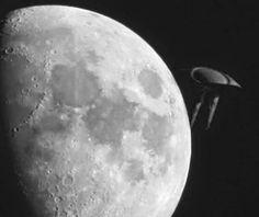 EXTRATERRESTRES – NAVES (UFOS) SE ESCONDEM ATRÁS DA LUA ? (O LADO OCULTO) | Extraterrestres