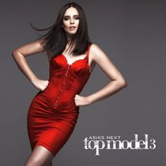 Asia's Next Top Model Cycle 3 with British-Filipino Model -- Miss Georgina Wilson
