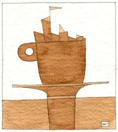 Caffè: tazza caffè - 2005