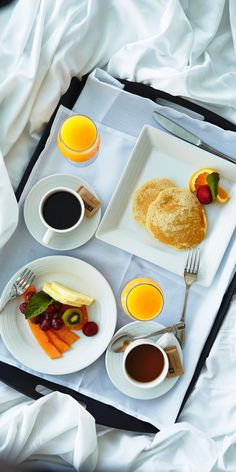 Complimentary Room Service | Good eats are never far when you order complimentary food and beverages to your room by either your in-room phone or television-controlled menu.