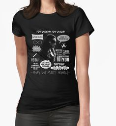 """Commander Lexa - Heda - The 100 - Clexa"" T-Shirts & Co. von samaritan100 | Redbubble"
