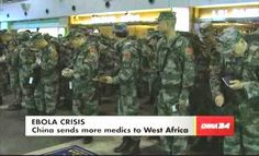 Seunsmith Networks Innovation Blog: Ebola: China Trains Over 10,000 W'Africa Medical S...