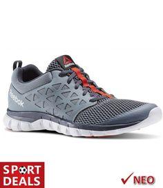 a7b6a6cdc14 Reebok sublite xt cushion 2.0 mt αθλητικο ανδρικο παπουτσι γκρι. Tenis ...