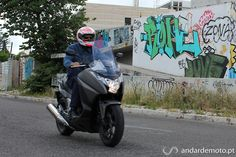 A Honda Integra em Movimento