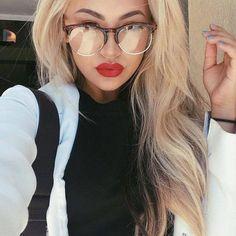 Ti piacciono il miei nuovi occhiali?