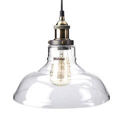 Industrial Pendant Ceiling Lamp Fixtures Lighting Chandelier Edison + Bulb light #Unbranded #FashionRetro