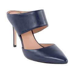 Halston Heritage Isabella Pointed-Toe Mule Women's
