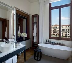 Aman Canal Grande is an absolutely beautiful place! Denniston has been commissioned for interior renovation of a heritage listed Palazzo on the Grand Canal in Venice, Italy. Grand Canal Venice, Venice Hotel, Grooms Room, Best Interior, Interior Design, Grande Hotel, Luxury Accommodation, Luxury Hotels, Design Hotel