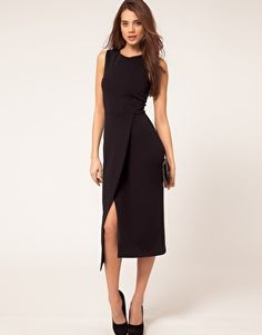 Discover the latest fashion and trends in menswear and womenswear at ASOS. Shop this season's collection of clothes, accessories, beauty and more. Office Attire, Pencil Dress, Work Wear, Asos, Dressing, Dresses For Work, Stylish, My Style, Skirts