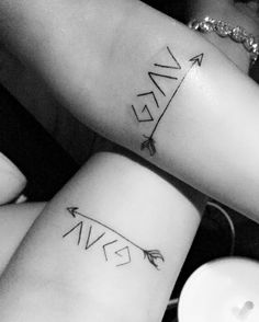 """""""God is greater than the highs and lows"""" matching tattoos with my best friend!!"""