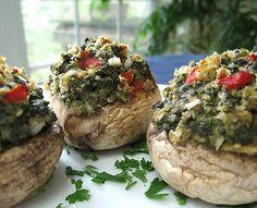 Ww 0 Points Cajun-Style Stuffed Mushrooms from Food.com:   From WW site.