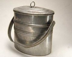 Old Tin Lunch Box
