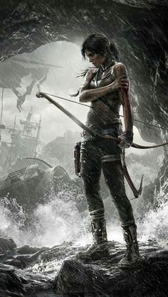 Tomb Raider - Crystal Dynamics