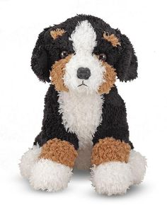 Barkley Bernese-Stuffed Animals - Oxemize.com