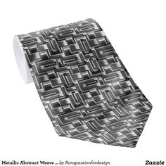 Shopping for customizable Abstract ties is easy on Zazzle. Browse through our thousands of designs or design your own necktie. Custom Ties, Unique Image, Night Out, Weave, Metallic, Abstract, Pattern, Prints, Color