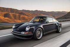 Singer Monaco: pure automobielpassie op basis van Porsche 964