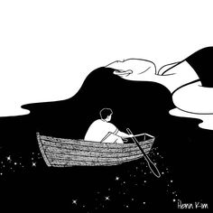 15.2 тыс. отметок «Нравится», 157 комментариев — Henn Kim (헨) (@henn_kim) в Instagram: «Rowing to you   조용한 네 바다에   잔잔한 물결을 만들며  너에게 노 저어 간다.»