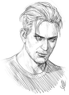 Uncharted 4 ~ Rafe Adler by Jaeon009 on Tumblr (This guy and his stupid, perfect gelled hair)