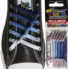 "U-Lace Classic Limited Edition ""Ice"" Multi-Color Pack"