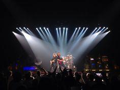 Rush Clockwork Angels Tour Pictures - Halifax Metro Centre - Halifax, Nova Scotia 07/12/2013