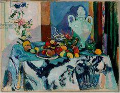 Matisse, Henri (1869-1954) Blue Still Life, 1907 (oil on canvas)