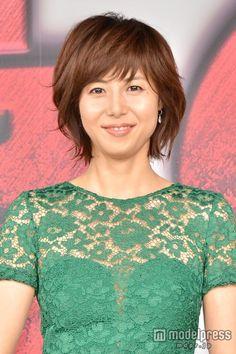 Nanako Matsushima - Japanese actress