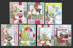 87 best my card kits images on pinterest in 2018 card kit i card spring card kit kims card kits handmade greeting card kit m4hsunfo
