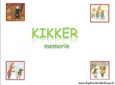 Digibordles    Kikker: memorie   http://digibordonderbouw.nl/index.php/themas/winter/kikkerindekou