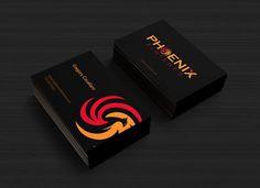 Nowpixelse part 2 design pinterest business cards design a striking and fresh illustration of the phoenix by ozkrmndz logo design trendsbusiness card colourmoves