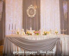 как оформить президиум свадьбы в стиле рафаэлло - Поиск в Google