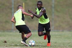 BotafogoDePrimeira: Joel e Guilherme são regularizados e podem estrear...