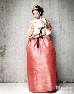 Hanbok, korean traditional clothes / My wedding / 따스한 동행 따스한 동행 / 봅데강