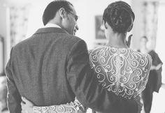 La boda navideña de Clara y Dolo | Casilda se casa
