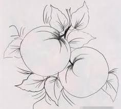 Dibujos de flores y frutas para pintar en tela buscar - Dibujos para pintar sobre tela ...