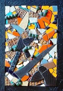 Hill by Cristina-Mary Buzamet Mixed Media, Greeting Cards, Mary, Wall Art, Mixed Media Art, Wall Decor