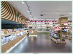 Farmacia Rosario by Marketing-Jazz. Diseño limpio, elegante, moderno y femenino