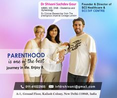 Get OFF up to on your Booking through us at Dr Shivani Sachdev Gour clinic. She is an IVF Specialist that has more than of experience. Art Fertility, Fertility Center, Ivf Treatment, Infertility Treatment, Best Of Journey, Imperial College, Thing 1, Female Doctor, Doctor In