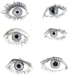 I want to be able to sketch good eyes....