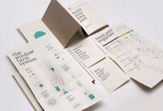 Interesante forma de diagramación, y la forma en que se desplegan mas información dentro del libro. http://www.behance.net/gallery/Window-Farms-Information-Design-Book/8243003