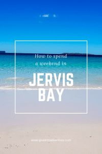 Jervis Bay is my go-to weekend escape from Sydney (and a must do for anyone visiting the country). Just two-and-a-half hours from the city, Jervis Bay has everything you could possibly need. Golden sands, hidden beaches, epic hikes, awesome campsites, and wildlife galore. Read on for the perfect adventure-filled weekend in Jervis Bay.