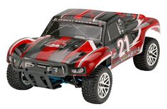 Redcat Racing Vortex SS Desert Truck 1/10 Scale Nitro (With 2.4GHz Remote Control)
