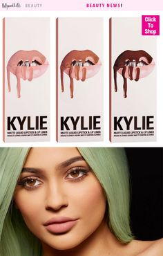 We've been waiting for months, and finally, Kylie Jenner has revealed that she is launching three lip kits on Nov. 30. The lip kits will each contain a matte liquid lipstick and lip liner. Find out where to get them here.
