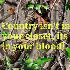 lol, even though I am not country at all...I like country stuff...lol :)